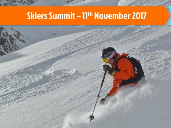 Skiers Summit Henry's Avalanche Talk