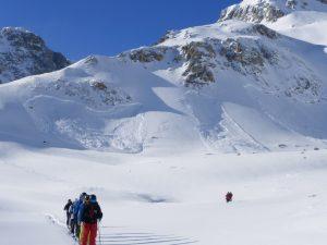 Off Piste Snow Report - 19 January